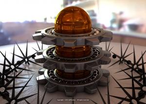 Bearing Tower - 3D