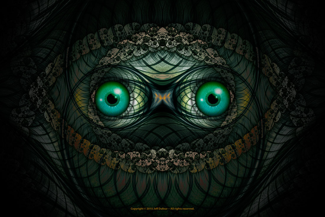 Do You See Me? Sacred Symmetry