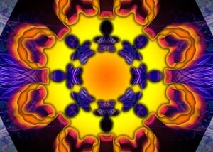Flower People - Sacred Symmetry