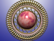 Golden Brooch - Photoshop Compositions