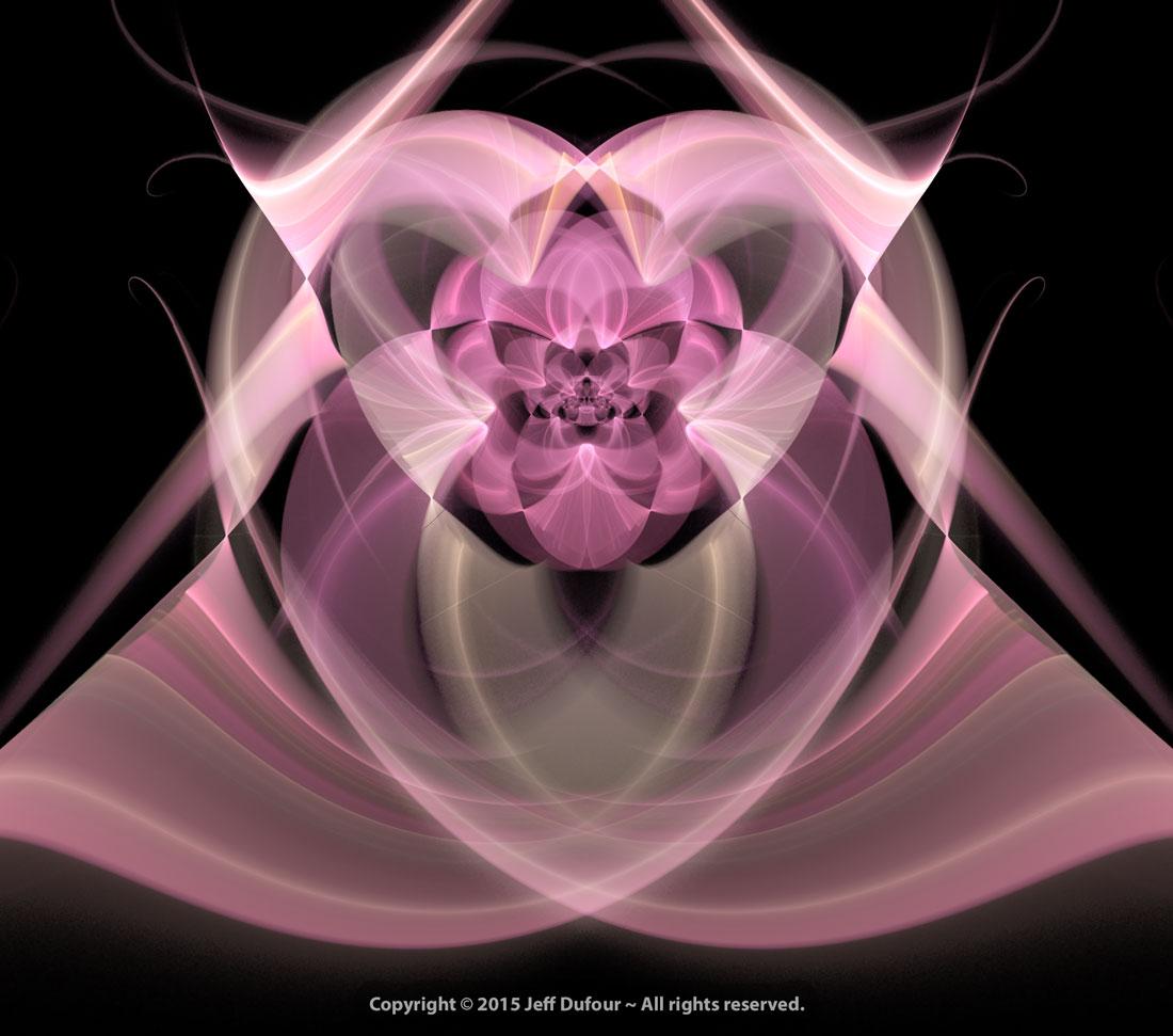 Living Love - Sacred Symmetry