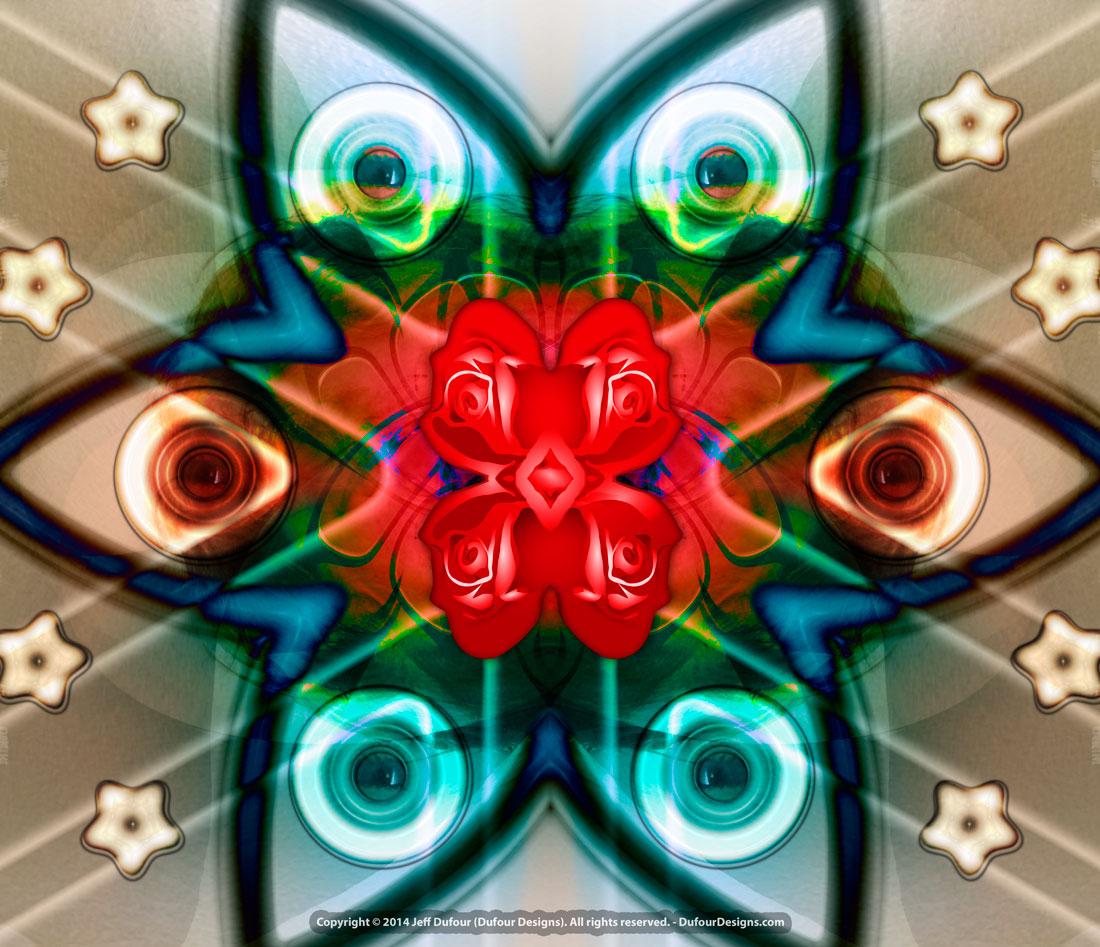 Mandala Your Face