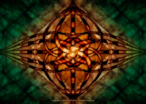 Medicine Machine - Sacred Symmetry