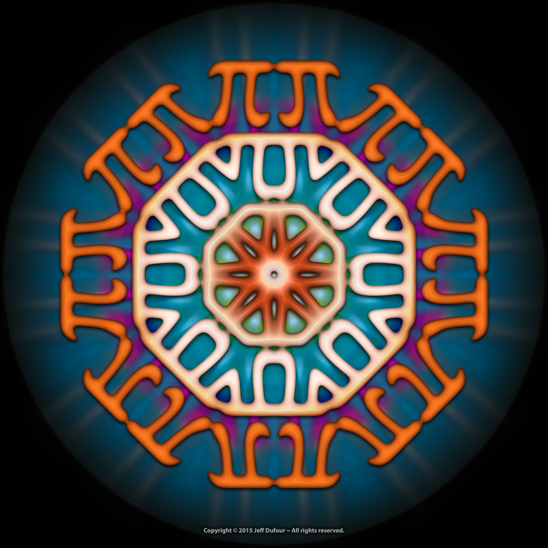 Pi Day - Sacred Symmetry
