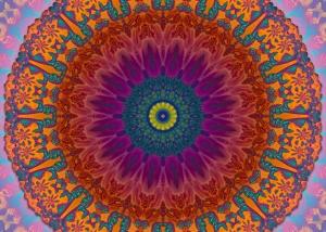 The Vessel Mandala - Hendrix Style